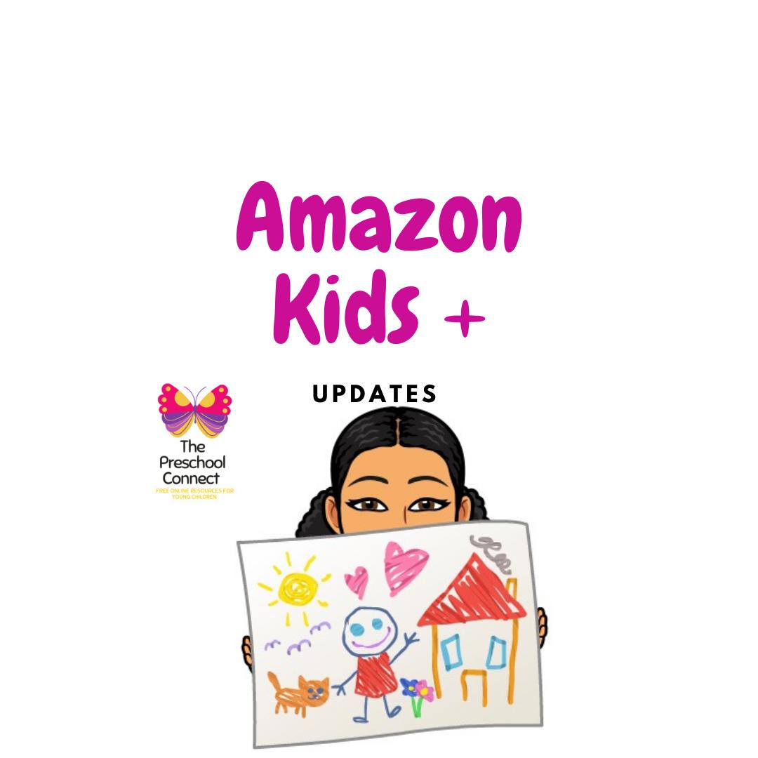 Amazon Kids+